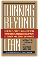 Thinking Beyond Lean: How Multi Project Management is Transforming Produ