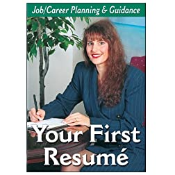Career Planning - Preparing Your First Resume