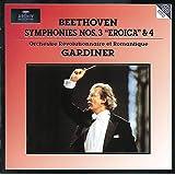 Beethoven: Symphonies, Nos 3 & 4