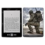 Diabloskinz Vinyl Adhesive Skin Decal Sticker for Amazon Kindle - British Army - Soldier