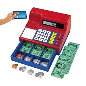 Register cashier solar toy accessories amazon co uk toys amp games