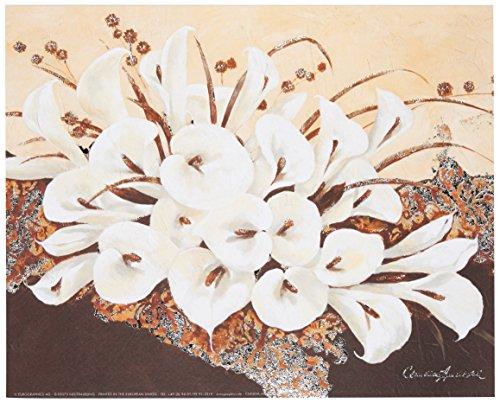 Eurographics CA3205 Claudia Ancilotti, Arabesque 24 x 30 cm, Hochwertiger Kunstdruck