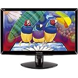 ViewSonic VA2037A-LED 20-Inch LED-Lit LCD Monitor, 16:9, 5ms, Anti-Glare