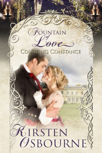 Kirsten Osbourne - Courting Constance (Fountain of Love Book 5)