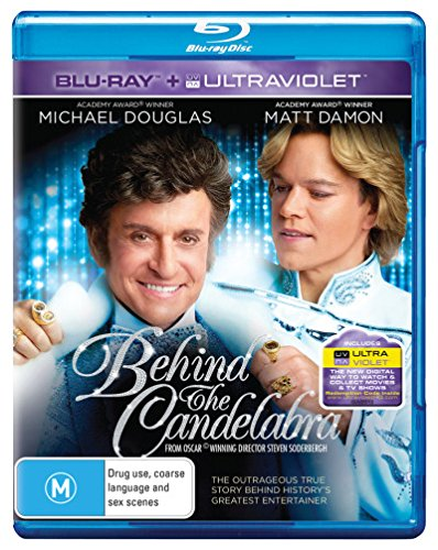 Behind the Candelabra [Blu-ray + Ultra Violet] [NON-USA Format / Region B Import - Australia]