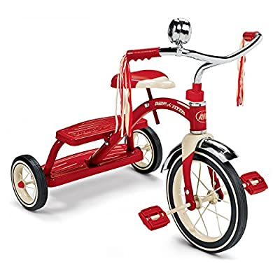 Radio Flyer 12 in. Classic Red Tricycle by Radio Flyer