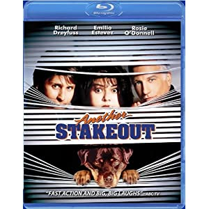 Another Stakeout Blu-ray
