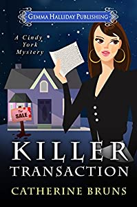 Killer Transaction by Catherine Bruns ebook deal