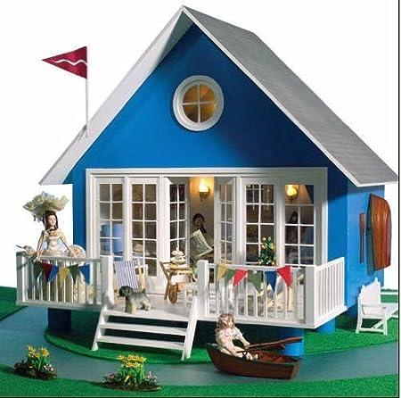 Dolls House 1800 Le Retraite Lodge petit Maison de poupée