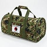シン・ゴジラ JAPAN VS GODZILLA 自衛隊迷彩ドラムバッグ
