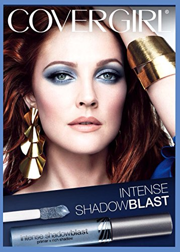 купить Pack 3- CoverGirl Intense Shadow Blast-825 Blue Bomb недорого