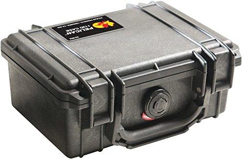 Pelican 1120 Case with Foam for Camera (Black)