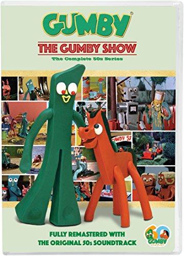 Gumby: Complete 50's Series [Edizione: Francia]