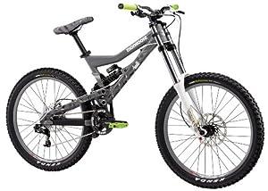 Mongoose Boot'r Apprentice Dual Suspension Mountain Bike - 26-Inch Wheels (Small)