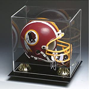 Washington Redskins NFL Full Size Football Helmet Display Case by Caseworks