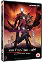 Fate Stay Night: Unlimited Blade Works [DVD]