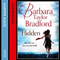 Hidden Audiobook by Barbara Taylor Bradford Narrated by Buffy Davis