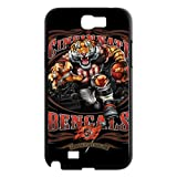 Games Styles Cincinnati Bengals NFL Hard Case Cover Slim-fit For Samsung Galaxy Note 2 N7100 Unique Design Top Galaxy Note 2 Case Show customcasestore at Amazon.com