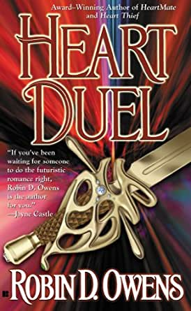 Heart Duel (Celta Series Book 3) - Kindle edition by Robin D. Owens