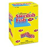 Swedish Fish, Net Wt. 50 oz, 240-Count Individually Wrapped