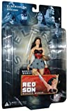Elseworlds Series 1 Red Son Wonder Woman Action Figure