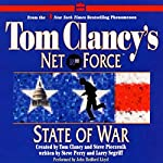 State of War: Tom Clancy's Net Force #7 | Steve Perry,Larry Segriff