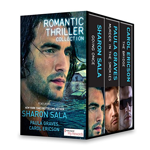 Romantic Thriller Collection Featuring Sharon Sala: Going Once\Murder in the Smokies\The Bridge PDF