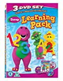 Barney - Learning Pack (triple pack) [DVD] [2011]