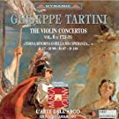Tartini: The Violin Concertos, Vol. 8