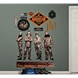 Duck Dynasty Group Fathead Assortment