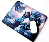 Big size Hot game League of Legends LOL Mousepad Glacial Malphite Skin Toy
