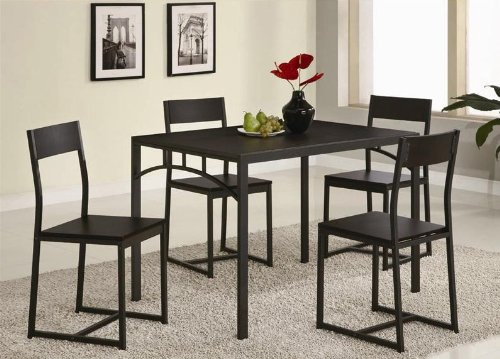 5pc-metal-dining-table-and-chairs-set-in-deep-cappuccino-finish