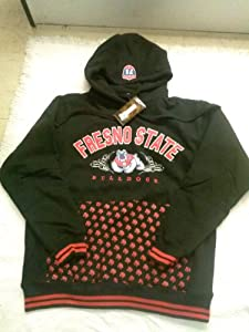 New! Fresno State Bulldogs Hoodie by Collegiate