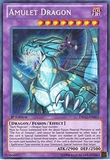 Yu-Gi-Oh  - Amulet Dragon Yugioh Timaeus Knight
