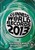 Guinness World Records 2013 book cover