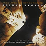 NEW Batman Begins - Soundtrack (CD)