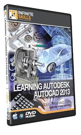 AutoCAD 2013 Training DVD - Tutorial Video