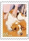 仕事で犬 - 慰め - アーカイブ紙上のファインアートプリント - 小 : 25 cms X 36 cms