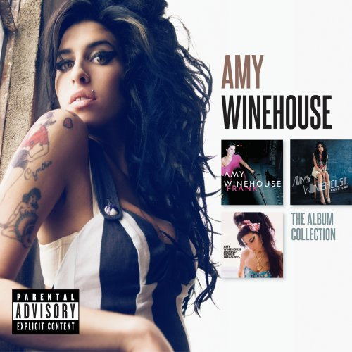 Amy Winehouse – The Album Collection (3CD Box Set) (2012) [FLAC]