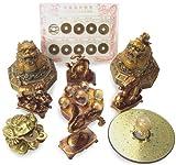 風水 【2010年福袋】20,000円◆金運強烈! セット! ◆説明書付き!
