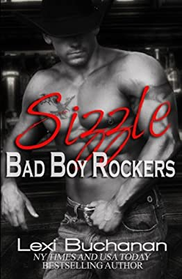 Sizzle (Bad Boy Rockers) (Volume 1)