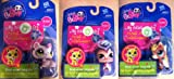 Littlest Pet Shop Collect and Get Wave 1 2010 Diary Pets Set