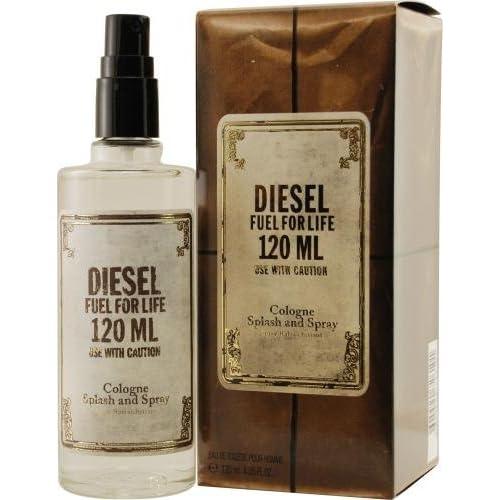 Diesel Fuel for Life Homme Eau de Cologne Spray 120 ml