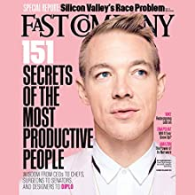 Audible Fast Company, December 2014  by Fast Company Narrated by Ken Borgers