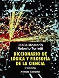 img - for Diccionario de logica y filosofia de la ciencia / Dictionary of Logic and Philosophy of Science (Spanish Edition) book / textbook / text book