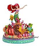 Enesco Disney Traditions / The Little Mermaid : Ariel Musical Statue