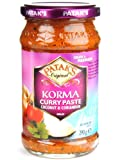 Patak's Mild Korma Curry Paste Coconut and Coriander 6x290g Jars