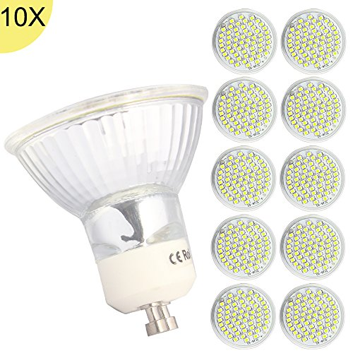 UK SALE 10W LED IC High Power LED 800LM Lamp Blub Warm White