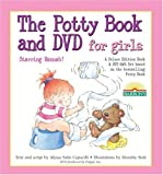 Alyssa Satin Capucilli The Potty Book and DVD for Girls Starring Hannah! Gift Set [With NTSC DVD]