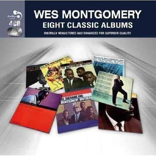 8-Classics-Wes-Montgomery-Audio-CD